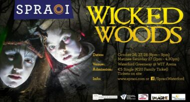 Wicked Woods 2018 Online and Social Promo