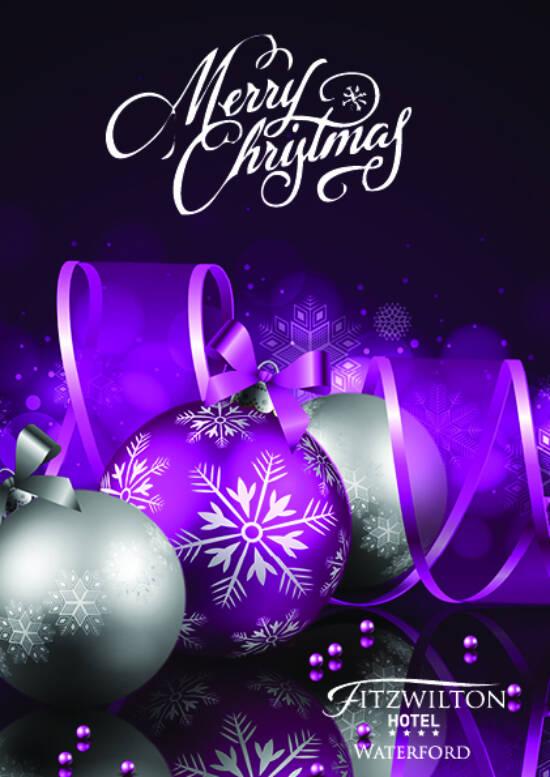 Fitzwilton Christmas card 2016