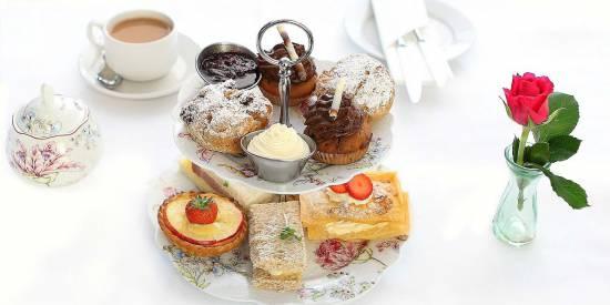 Afternoon tea fitzwilton
